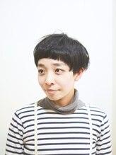 モク ミドレ(MOK midre)【ショート】こだわりの前髪ショート  by MOK midre
