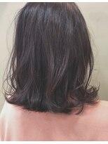 モイヘアーデザイン(moi hair design)切りっぱなしボブ