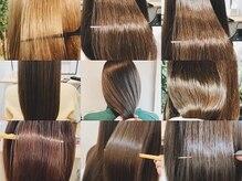 業界初『毛髪修復』トリートメント BYKARTE「だから、わたしは素髪る」