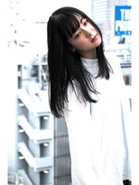 ヘアサロンエムピーズ イケブクロ(HAIR SALON M P's 池袋)ワンレンロング☆