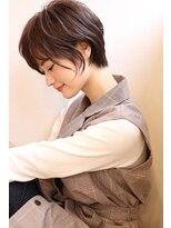 アリスバイアフロート(ALICe by afloat)「鎌倉彩」大人可愛い丸みショート