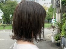 スマートカラー キレイ 高見プラザ店(kirei)の雰囲気(ダメージを軽減しながら理想の髪色へ♪)