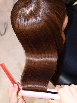 エデン トリートメントサロン 難波店(EDEN)の写真/M3Dサロン美髪フォトコンテスト【全国1位】の実績★経験豊富なスタイリストがあなたのお悩みに向き合います