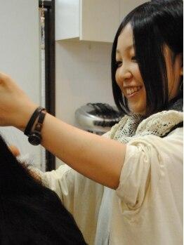 クオラヘアーイノベーション(CUORA Hair Innovation)の写真/なりたいイメージとトレンドを掛合せるプロ技に、+αの『似合わせ』で今までにない新しい自分と出会う♪