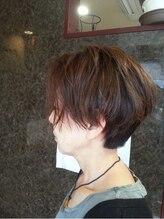 ヘアー ジュンジュン(hair Junjun)ミセス☆スッキリショートstyle