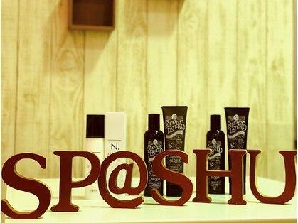 スパッシュ美容室の写真
