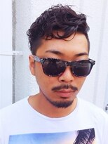 ヘアーデザイン スロープ 稲毛海岸店(Hair Design Slope)夏のハードパーマスタイル