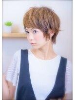 グラスヘア(Grous hair)【Grous hair 錦糸町】☆似合わせ小顔ショート☆ 4