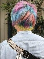 rainbow x unicorn