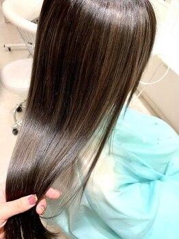 パーヴミックスリコ (Parve Mix RICO)の写真/新感覚『美髪トリートメント・サブリミック』今までにない効果実感と持続力を備えた新次元のシステムTr