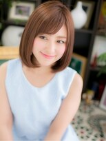 *+COVER HAIR+*…ツヤ髪キープのストレートa!
