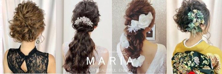 ヘアーメイク マリア 福岡天神西通り(hair make MARIA)のサロンヘッダー