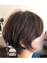 セレブラル(CELEBRAR)ショートヘア