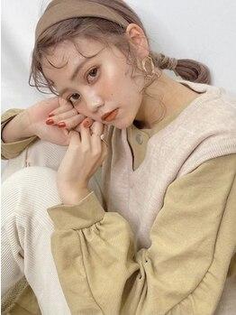 エリン(ELIN)の写真/[天神5分] センス抜群なstylistが、前髪・顏周りの質感にとことんこだわったスタイルをご提案します☆