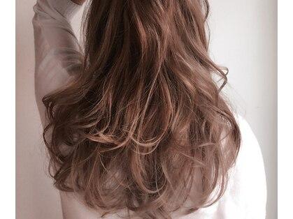 クアルト ヘア(Quarto hair)の写真