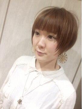 ヘアーデザイン シュシュ(hair design Chou Chou by Yone)☆Chouchou☆ナチュラル小顔ショート