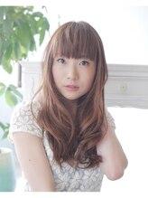 ヘアアンドビューティー ストーリア(hair&beauty STORIA)【STORIA】大人ふんわりスタイル