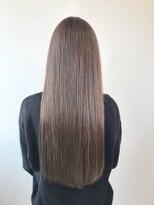 ヘアーアンドメイクアヴァンス千代田店(AVANCE)美髪×ナチュラルストレート