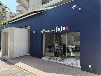 ジュジュ JuJu 寿寿 ヘアー アンド フェイス HAIR&FACEの写真/《カット¥2200/カラー+カット+炭酸シャンプー¥5500》ロープライス×ハイクオリティで満足な仕上がりに♪