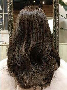 ヘアサロン アロッタ(Hair Salon aLotta)のお店ロゴ