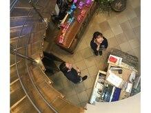 美容室たしろグループ セロタシロ CERO TASHIROの雰囲気(TASHIROグループ本店/CERO TASHIRO【セロタシロ】)