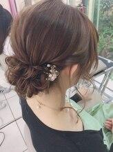 ヘアーメイク マリア 福岡天神西通り(hair make MARIA)MARIA ◆ marino's collection vol.122