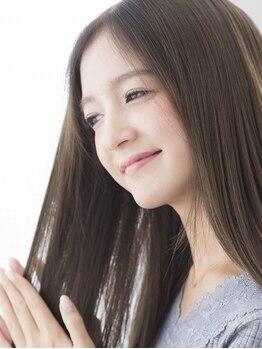 ケンジ 長後店(KENJE)の写真/【アジュバン&ハホニコ取扱い】美しさを求める大人女性に。髪のお悩みに合わせたヘアケアを提案☆