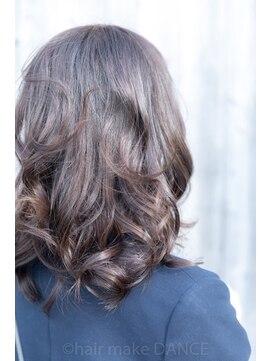 ヘアーメイク ダンス(hair make DANCE)【edol】アッシュグレー