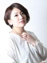クラク 笹塚店(KURAKU)おすすめ★簡単に可愛くなる似合わせ小顔ボブ★イルミナカラー★