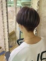 マギーヘア(magiy hair)magiyhair【nico】バイオレットマッシュ