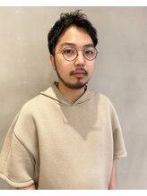 オーブヘアー カイ 西帯広店(AUBE HAIR kai)マツダ ユウヘイ