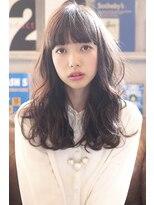 ラベリー(LOVELEY)LOVELEY 大人セクシーゆるウェーブ ミルクティーカラー☆422