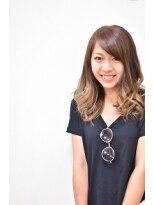 ボンズ ヘアー 港店(Bonds Hair)BONDS キャプテン うるつやグラデーションカラー☆☆☆