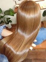 ブルームヘア 大宮(Bloom hair)M3Dピコカラートリートメント・ベージュ系