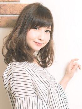 アクミィ 池尻大橋(Acmi)の写真/季節の変わり目は髪色でイメチェン☆丁寧なカウンセリングで、アナタの髪色を自在にデザイン♪