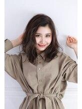 ウィールスターヘアデザイン(Weal star hair design)wealstar hair design天王寺あべの フォギーベージュ