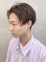 【Blanc/姫路】メンズセンターパート☆