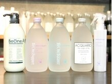 ヘアースタジオ ブランベック(Hair Studio Blanc Bec)の雰囲気(バランス水は、サラサラ・艶々の為に。。。)