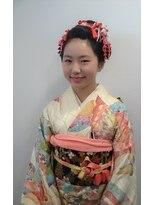 横濱ハイカラ美容院(haikara美容院)十三詣り