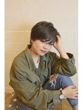 アンシー ヘア デザイン(an-cie hair design+)綺麗もカッコいいもミックス大人ショート
