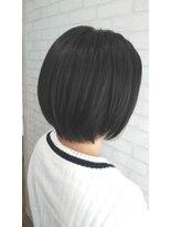 ヘアーアンドメイククリアー(Hair&Make CLEAR)お手軽ショートボブ♪