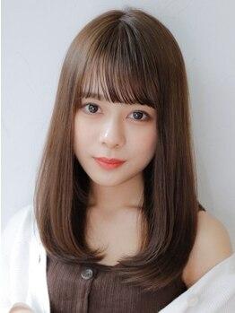 エルバイシオン(aile by sion)の写真/選ばれたサロンだけが導入できる【TOKIOハイパーインカラミTR◇】定期的なスペシャルケアで美しい髪へ…