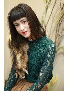 ヘアーメイクデザインパフ(HairMakeDesign Paf)クラッシクBOB