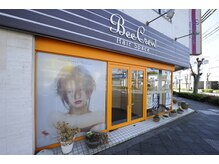 ヘアースペース ビークルー(HairSpace BeeCrew)の雰囲気(お店の周りを飾る花壇はオーナー自ら手掛けています♪)