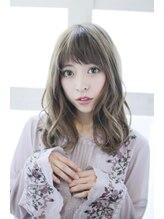 ルーシー 新宿(Lucy)【Lucy 新宿】外国人風エアリーグレージュ