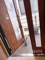 カルフール オハナ せんげん台西口店(Carrefour OHANA)【新型コロナウイルス対策】サロンの換気