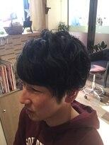 アイビーヘアー(IVY Hair)マッシュショート