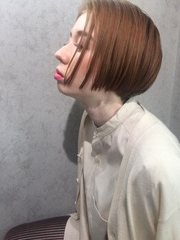クレアール ブローテ(CREAR brote)の写真/卓越した技術による扱いやすく小顔効果◎の軽やかショートを堪能♪繊細なカット技術で創る美シルエット★