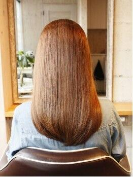 ヘアサロン グランシー(Hair Salon Gransea)の写真/オーナー厳選の豊富なカラー剤♪あなたにピッタリのカラーが必ず見つかる!!上品でナチュラルな仕上がりに☆
