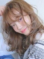 シアン(SYAN)外国人風エアリーパーマ